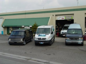 Personalized Vans & Truck Shop